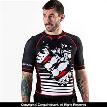 "Street Fighter ""Ryu"" Rash Guard"